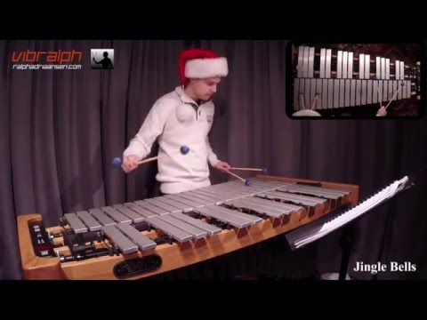 Jingle Bells   (Solo vibraphone)