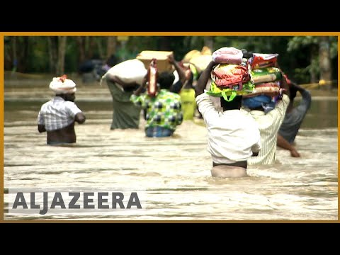 🇮🇳 Kerala floods 2018 : 'Over-deployment led to disaster' | Al Jazeera English