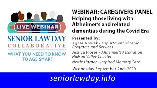 Related dementias during the covid era ...