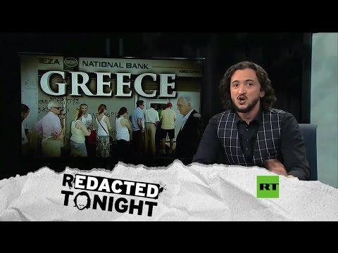 [57] TRUTH About Greece, FBI Lies, Eric Holder Returns To Big Banks, & 2 Detroits