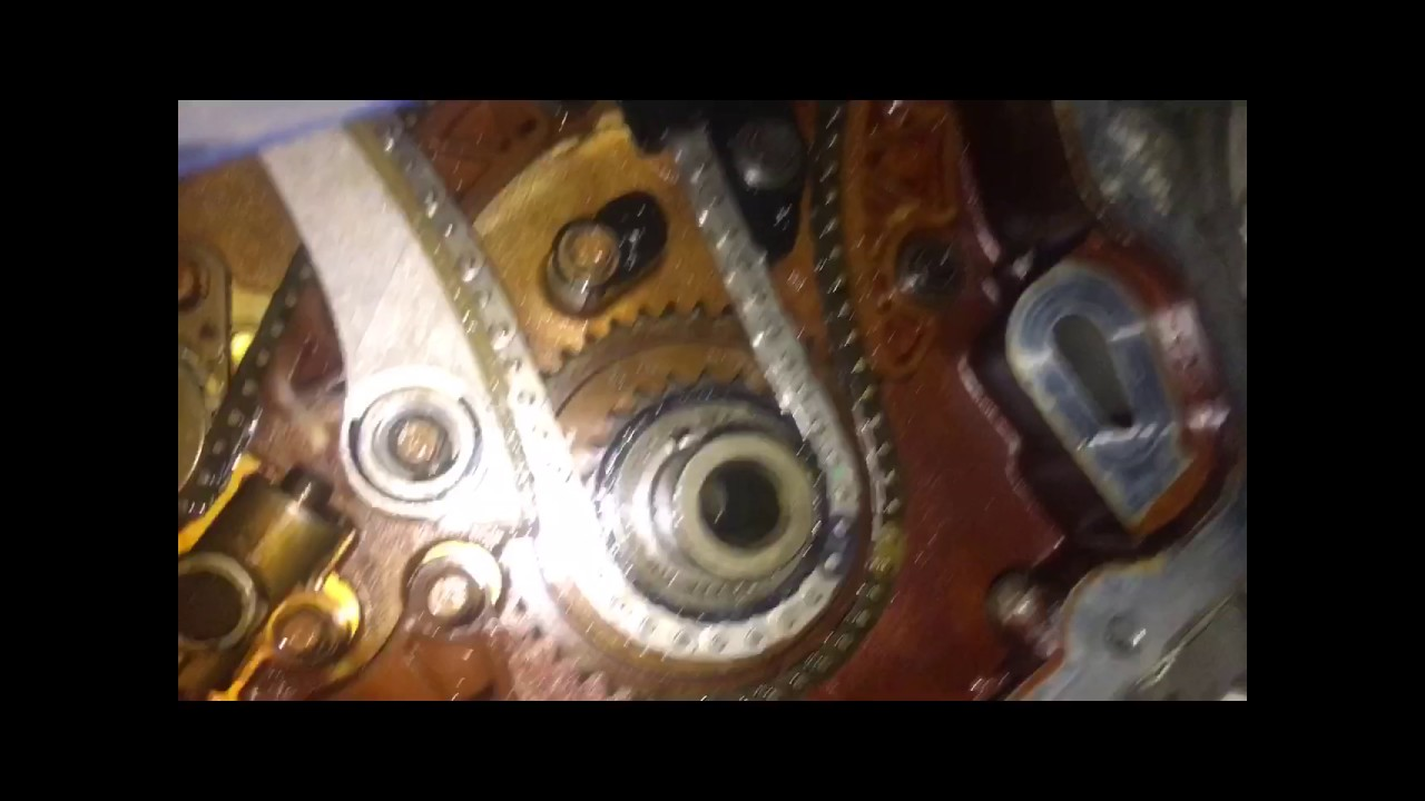 2 Ecotec Timing Marks Diagram Wiring Of House Electrics 08 Chevy Cobalt Set Up Chain Replace Youtube