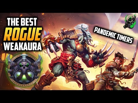 My Insane Rogue Weakaura - Better Awareness Guide - Battle For Azeroth - World Of Warcraft 8.2