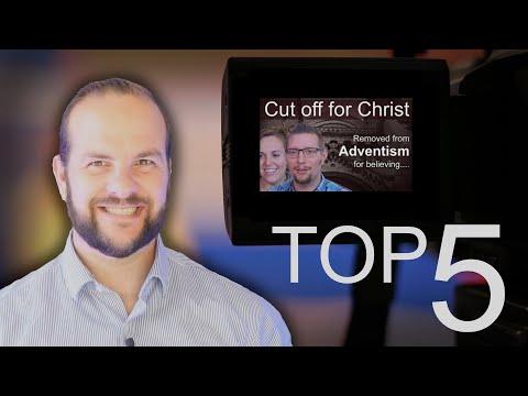 MY TOP 5 FAVORITE MUST WATCH VIDEOS OF 2019