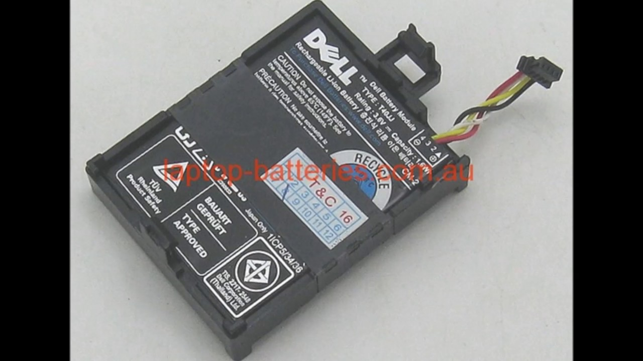 Free shipping original Dell PERC H710P, PERC H710, PERC H810, Dell 70K80  battery to worldwide