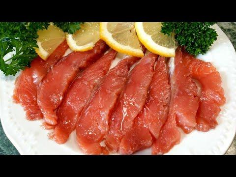 Вопрос: Какая рыба похожа на горбушу?