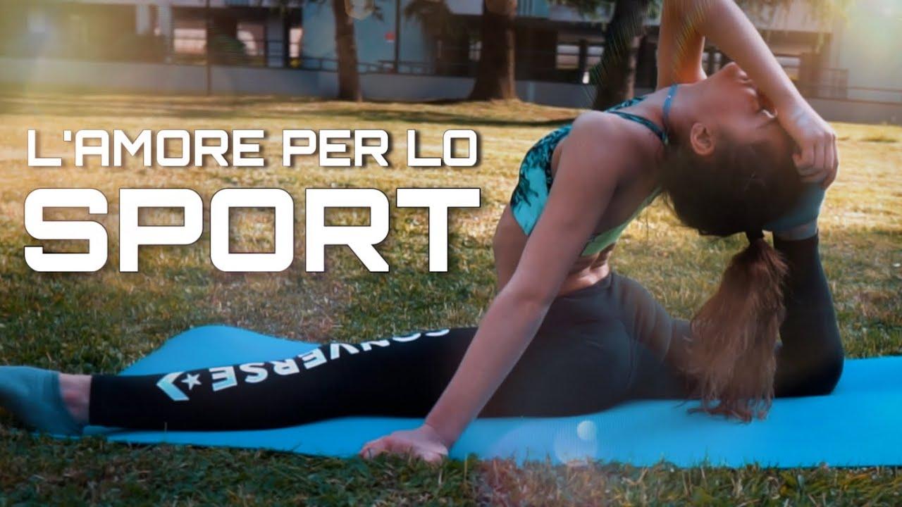 L Amore Per Lo Sport Video Dedicato Alla Mia Bambina Youtube