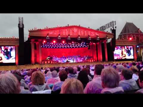 Andre Rieu with Laura Engel, Besame Mucho-Live Vrijthof Maastrichtt 6th July 2014