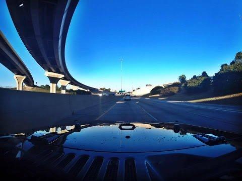 Time Lapse Shreveport, LA to Dallas, TX (GoPro Hero 3+)