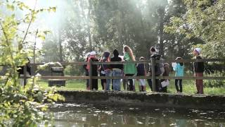 Le réseau des sites de visite du Marais poitevin