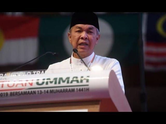 Selamat Ulang Tahun Dr  Ahmad Zahid Khalifah dalam kabilah