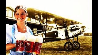 Немецкая авиашкола в Липецке и...  с какого мы там были бока?!