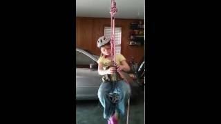 Video Ascending double rope technique download MP3, 3GP, MP4, WEBM, AVI, FLV Desember 2017