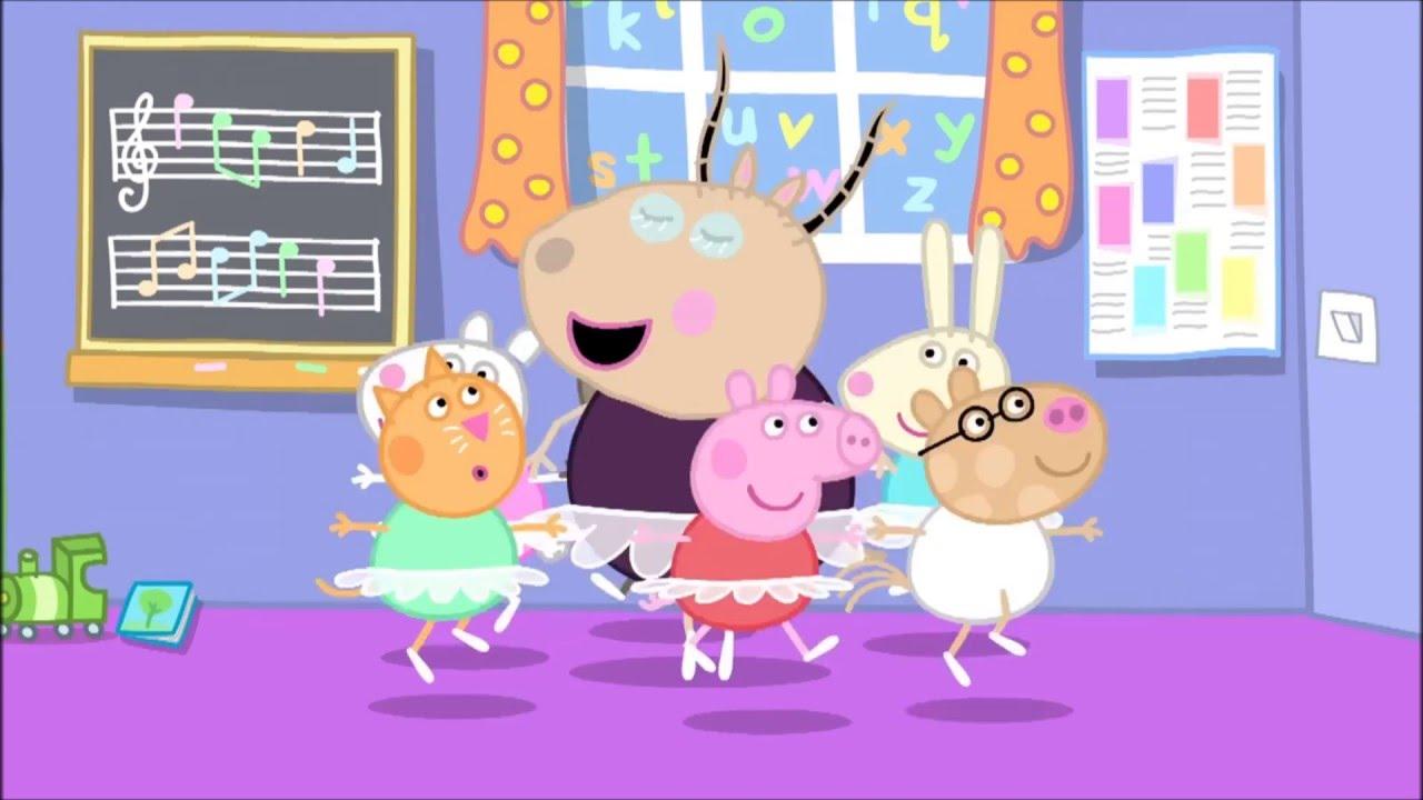Peppa Pig Song Bing Bong Song