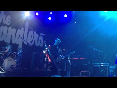 The Stranglers - Live - Summat Outanowt - 1st April 2014 - Barts - Barcelona