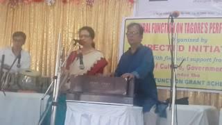 আজি মম মন চাহে : দোলা রায়চৌধুরী