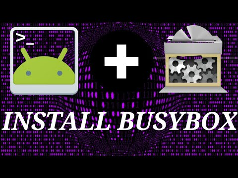 Install Busybox In Android
