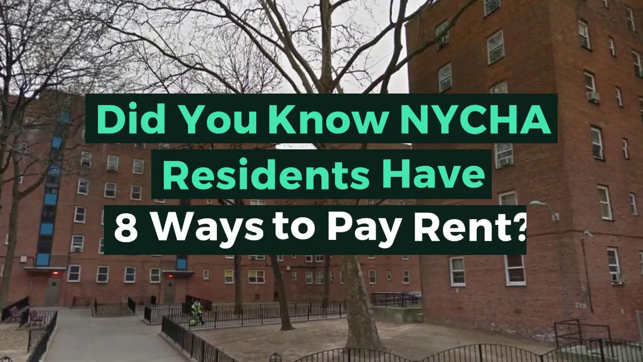 Pay Rent - NYCHA