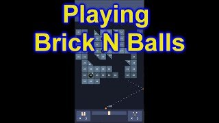 Bricks n Balls Game As Seen On TV For Your Cell Phone thumbnail