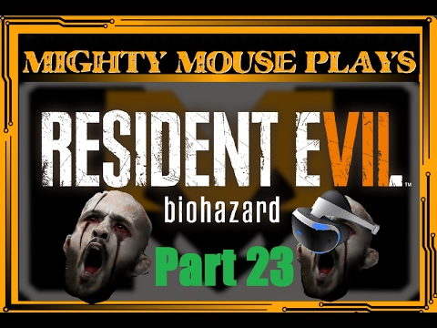 UFC Champ gets into Barn Fight Resident Evil pt 23 - YouTube
