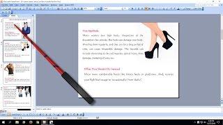 Best Virtual Pointer Stick for Windows PC (PointerStick for PPT & Tutorial)