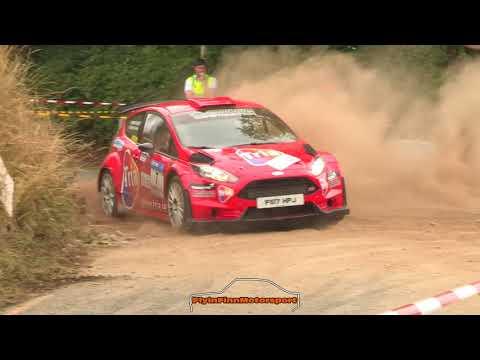 Stonethrowers Rally 2018 (Flyin Finn Motorsport) Irish Rally Action