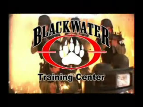 BLACKWATER TRAINING CENTER