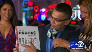 New York man claims $245.6 million Powerball jackpot