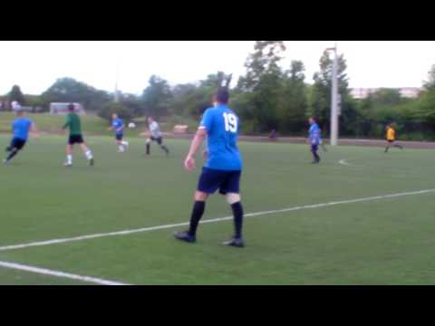 Soccer Game John Franco @ friends against AC Bari by Olimpic Field Schaumburg
