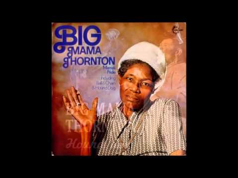 Big Mama Thornton ~  ''Ball And Chain'' & ''Sweet Little Angel'' Live 1977