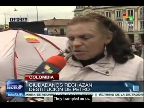 Colombia: Lawyers file complaints against Attorney General