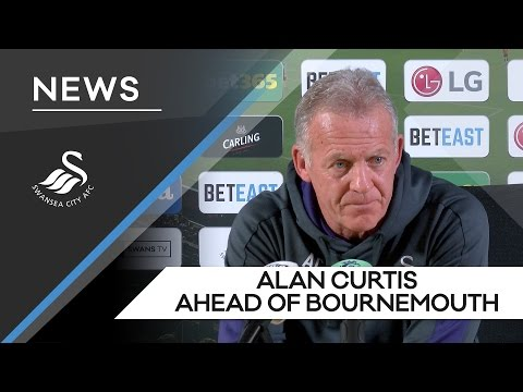 Swans TV - Alan Curtis: Ahead of Bournemouth