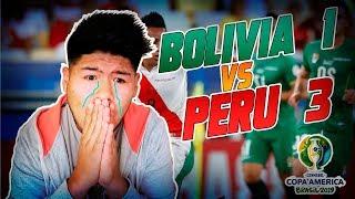 Perú DERROTA a BOLIVIA y la DEJA SIN COPA AMÉRICA 2019?   Vídeo reacción ft. TadeVlogs thumbnail