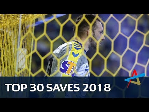 Top 30 saves | 2018 | VELUX EHF Champions League 2018/19