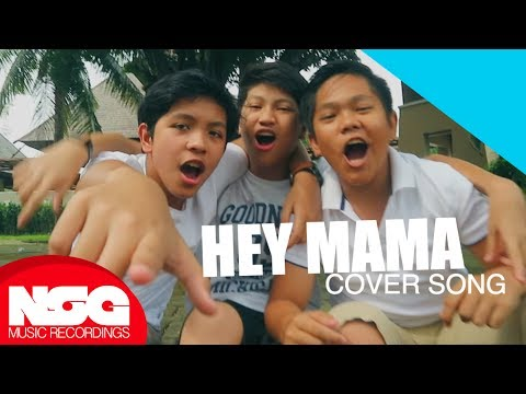 Soundboy Junior - Hey Mama (Jonas Blue & William Singe Cover)