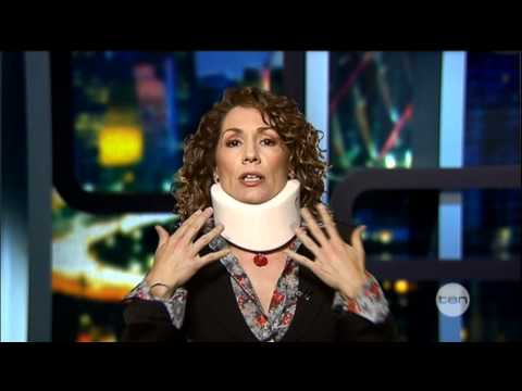 Kitty Flanagan on Googling for medical advice - The Project