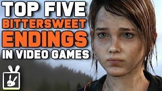 Top Five Bittersweet Endings in Video Games - rabbidluigi
