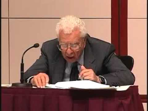 Murray Gell-Mann, Thinking About the Future: The Big Picture