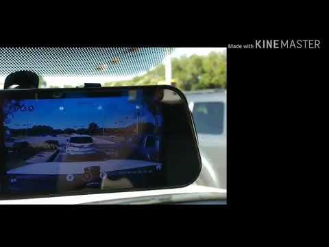 CE34 Backup Camera for 5 Mirror Dash Cam Rear View Mirror Camera