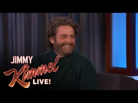 Zach Galifianakis Has Many PreExisting Conditions