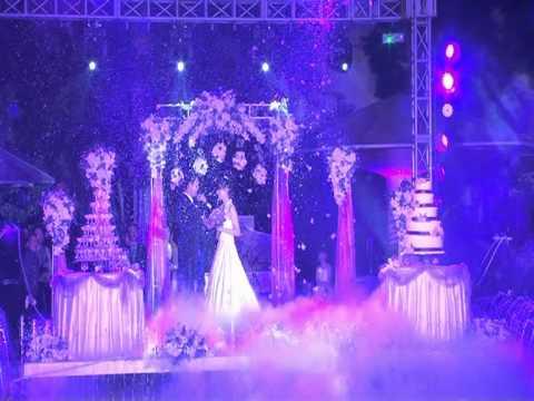 Đám cưới rất đẹp ở Hà Nội