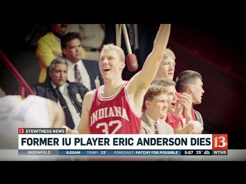 Eric Anderson dies