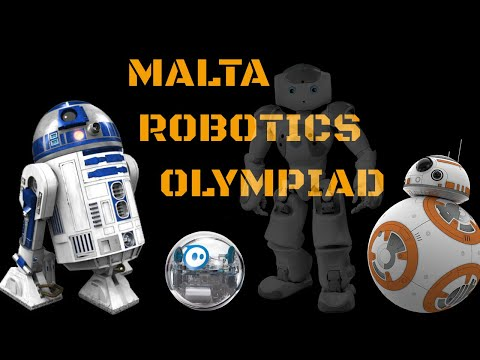 Malta Robotics Olympiad 2018