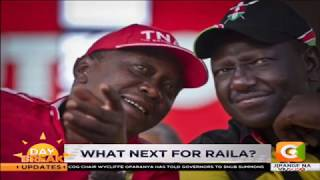 | DAY BREAK | What Next For Raila?