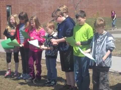 Arbor and Earth Day celebrations at Spooner Elementary School