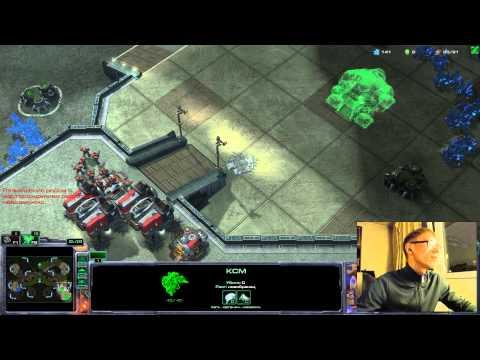 Aalexashka. StarCraft 2. Бабушка убивает кота