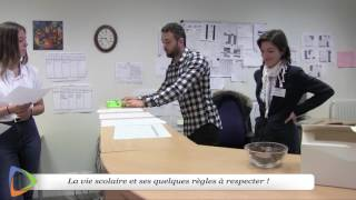 Visite guidée Collège Maurice Clavel - Avallon (89)