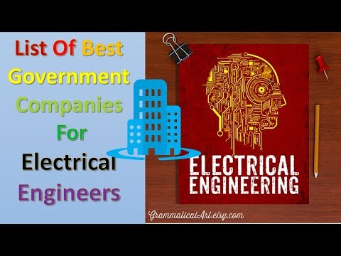 List of Top Electrical Government Companies in India    Engineering Portal