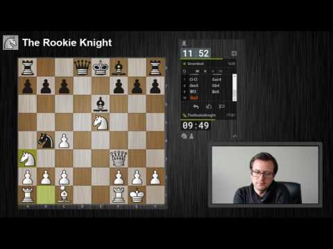 Rapid Chess #4 vs. Stromboli - Italian Game - Two Knights Defense