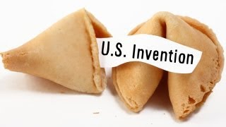 Repeat youtube video 6 Foreign Foods Invented In USA