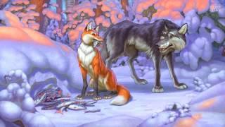 Аудиосказка, Лиса и волк, русская народная сказка